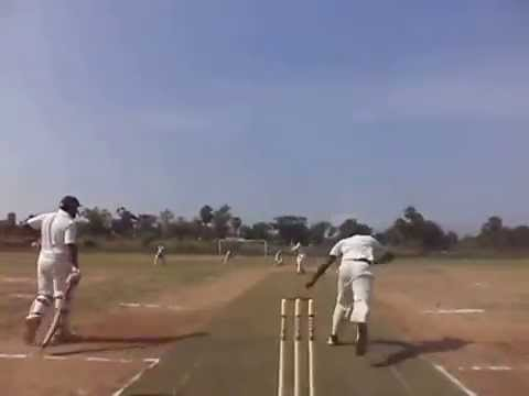 3a  Bowling of Parthiban, Namakkal DCA
