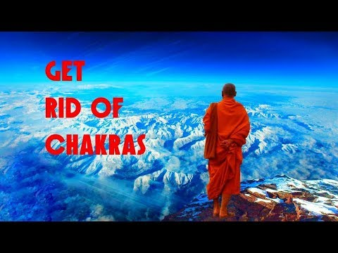 Chakra Removal - Remove Your Chakras - Subliminal Affirmations ( Improved Version)