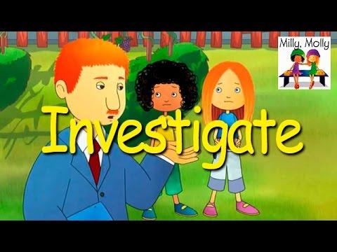Milly Molly | Investigate | S2E22