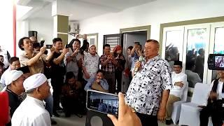 Syamsul Arifin Ajawak Warga Sumut tidak Golput