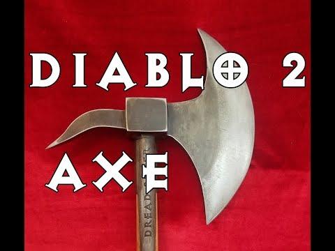 Diablo 2 Axe: Dread Sever Full Build
