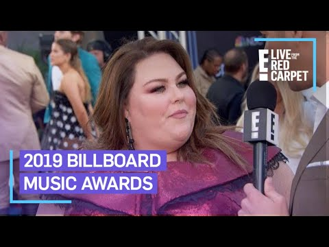 Chrissy Metz Says She's Working on First Album at 2019 BBMAs   E! Red Carpet & Award Shows