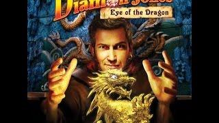 Даймон Джонс и Глаз Дракона 8 Долгая серия и Затеряный город