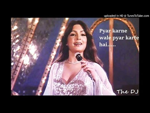 Pyar karne wale pyar karte hai shaan se || shaan|| DJ-song