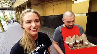Смотреть видео Бизнес по-женски LIKEBZ Орехи Мамины орешки Москва // Female business in Moscow, Mummy's Nuts онлайн