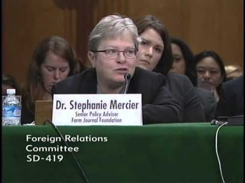 Perdue in Senate Foreign Relations Committee