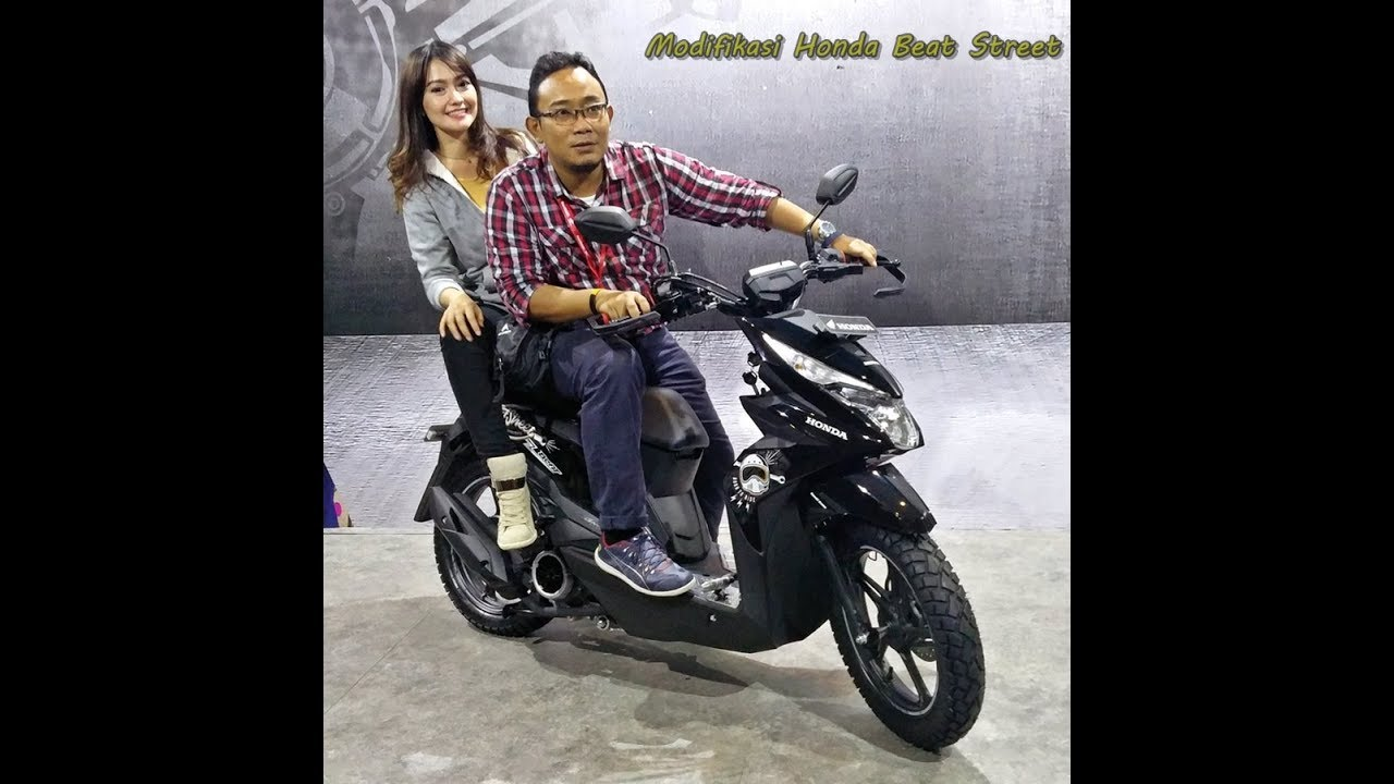 Inspirasi Modif Honda Beat Street Youtube