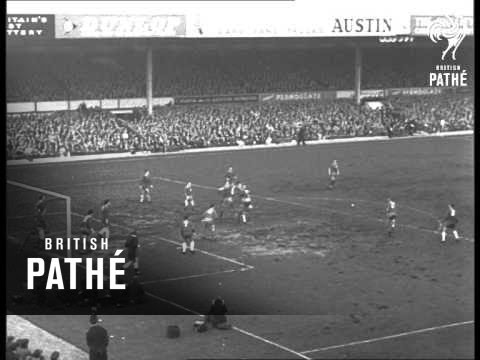 Semi-Final Liverpool Beat Chelsea (1965)