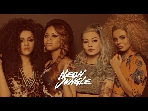 Neon Jungle - Welcome To The Jungle (Ted Fiction Remix)
