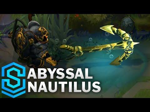 Abyssal Nautilus (2020) Skin Spotlight - League of Legends