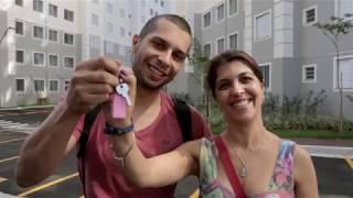 Entrega dos Sonhos Spazio Santa Bárbara em Guarulhos-SP