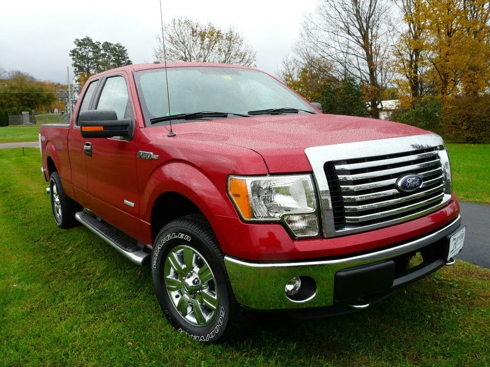 2012 ford f 150 3 5l ecoboost test drive youtube. Black Bedroom Furniture Sets. Home Design Ideas