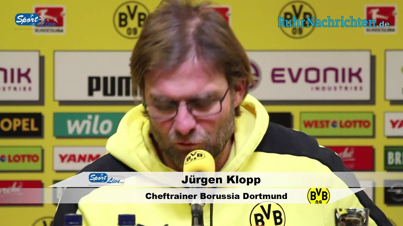 BVB Pressekonferenz vom 25. Januar 2013 nach dem Spiel Borussia Dortmund gegen den 1. FC Nürnberg