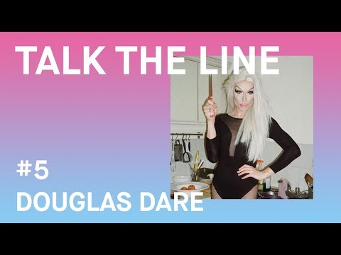 Douglas Dare explains the art of drag