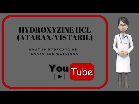 Hydroxyzine Dosage Anxiety â€' Hydroxyzine Dosage