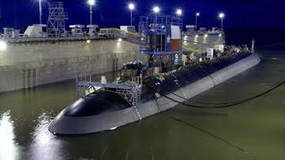 สารคดีสร้าง เรือดำน้ำ ยูเอสเอส เวอร์จิเนีย สหรัฐอเมริกา