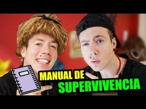 MANUAL DE SUPERVIVENCIA DEL JONNY Y LA YENNY !!!