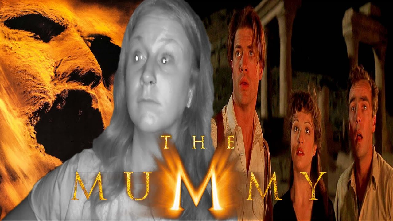 Download The Mummy 1999 * FIRST TIME WATCHING * reaction & commentary