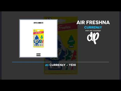 Curren$y - Air Freshna (FULL MIXTAPE + DOWNLOAD)