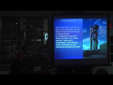 January 20, 2015 History Lecture: USS Tang, the Best of the Best