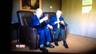 oldest male twins in the world uncles pierre and paul 102 years old july 8 2015