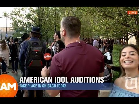 American Idol Auditions at McCormick Place 3