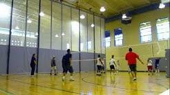 Volleyball in Apache Junction, AZ 7.17.09 round 1