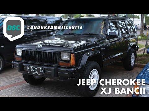 Duduk Sambil Cerita: Jeep Cherokee XJ Langka - Episode 1