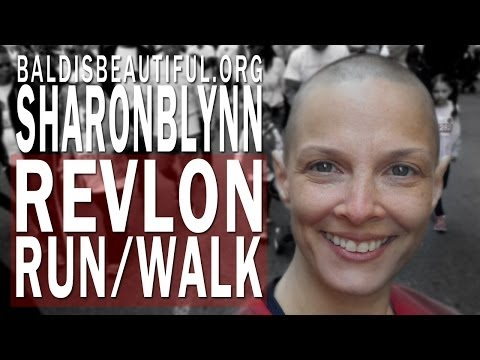 SHARON BLYNN  BALD IS BEAUTIFUL BLOG — 2014 REVLON RUNWALK LOS ANGELES!!