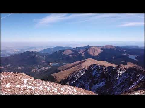 Colorado Springs - Pikes Peak & Garden of the Gods
