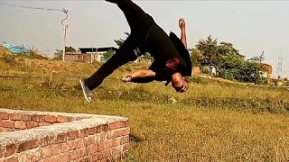 Parkour Movie by Gulshan