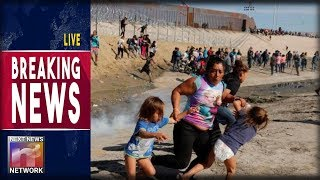 BREAKING: MSM 'Conveniently' Leaves Out 2 Major Details In Outrage Over Tear Gas Used At Border