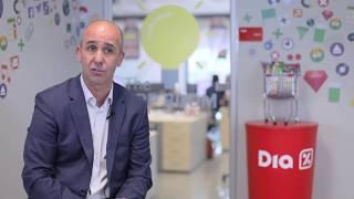 Fernando Barrientos, HR Management Corporate Director at DIA...
