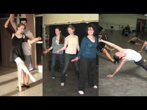 Classes Taken During Theatre Intensive at Santa Fe University of Art and Design