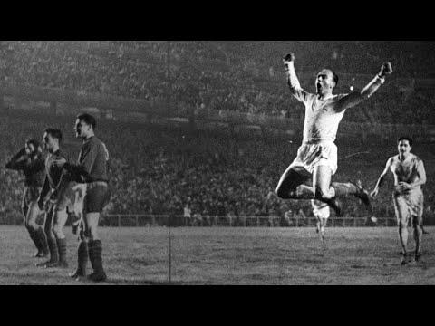 Alfredo Di Stefano, La Saeta Rubia [Goals & Skills]