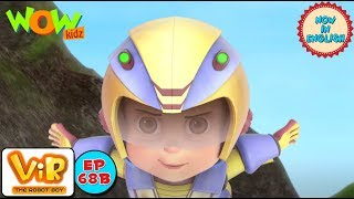 Vir: The Robot Boy - Vir Ka Robo Boy Suit - As Seen On HungamaTV - IN ENGLISH