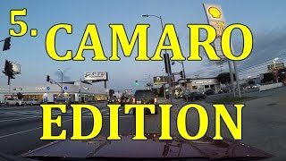 CENY v LOS ANGELES - KOLIK TO STOJÍ? w/Kamfit24 CAMARO EDITION V