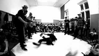 Yugoslavian Bboys @ Breake Some Noize Jam RAW & UNCUT!