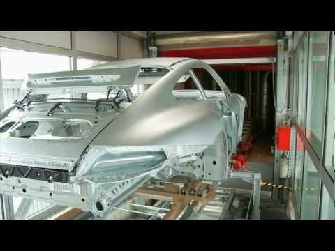 National Geographic - Ultimate Factories - Porsche 911 (RUS).mkv