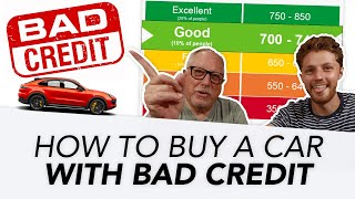 How to Buy a Car with Bad (Subprime) Credit (Former Dealer Explains)
