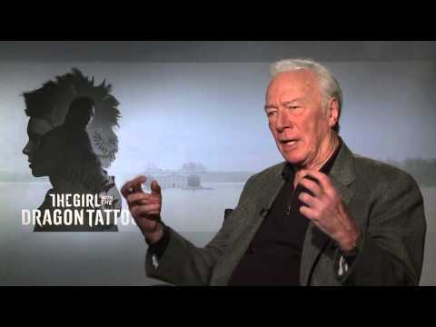 The Girl With The Dragon Tattoo - Interview with Christopher Plummer