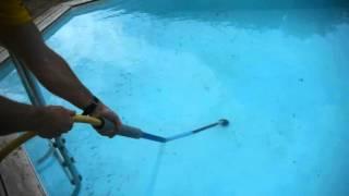 Swimming Pool Silt VACUUM . Get Immediately Rid Of Very Thin Dust