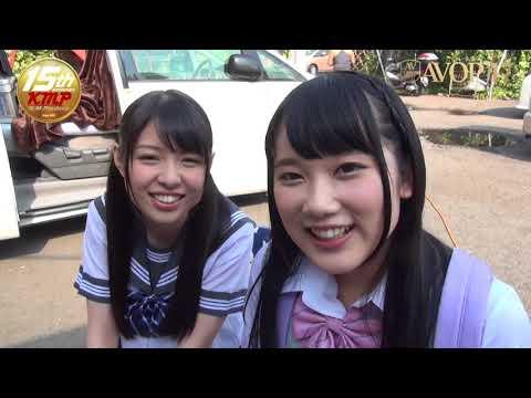 【AVオープン2017】あおいれな&宮崎あやちゃんの意気込み【乙女部門】