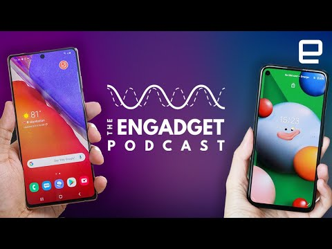Samsung Galaxy Note 20 Ultra unboxing and more | Engadget Podcast Live