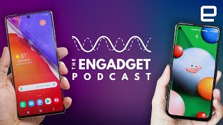 Live with the Note 20, Pixel 4a and more | Engadget Podcast Live