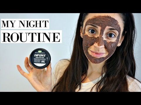 MY NIGHT ROUTINE | For Hormonal Acne: Diet, Vitamins & Skin care