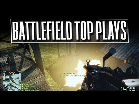 BACK TO BAD COMPANY 2 - Battlefield Top Plays