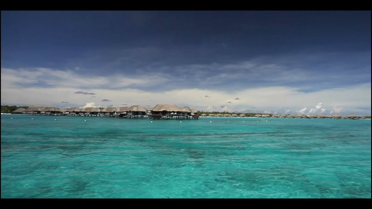 Four Seasons Bora Bora - The Pearl of the Pacific