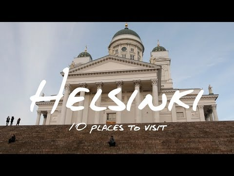 Helsinki Tour Guide for Dummies: 10 Places to Visit