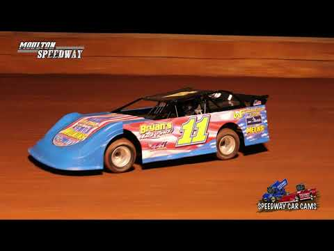 #11 Cole Brown - 602 - 3-17-18 Moulton Speedway - In Car Camera